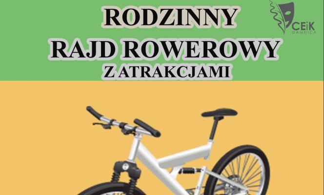 kolejny rajd rowerowy już w tą niedzielę!