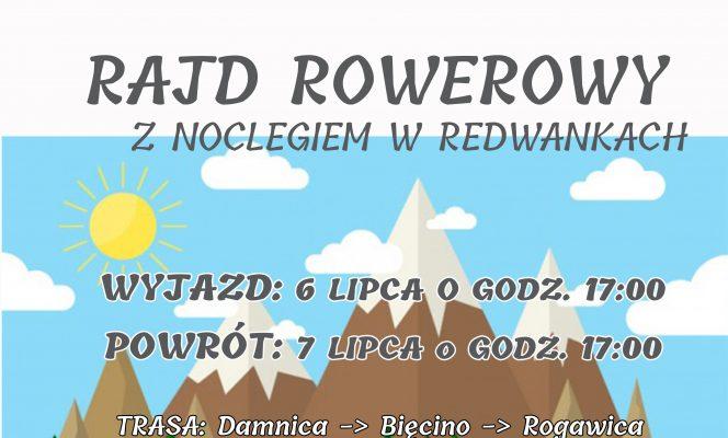 Dwu-dniowy Rajd Rowerowy