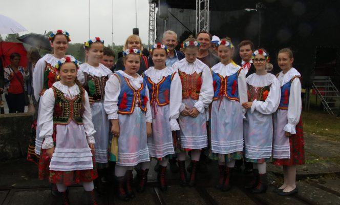"""sukces na III FESTIWALU ZESPOŁÓW FOLKLORYSTYCZNYCH """"ZIEMIA SŁUPSKA"""" 2019"""